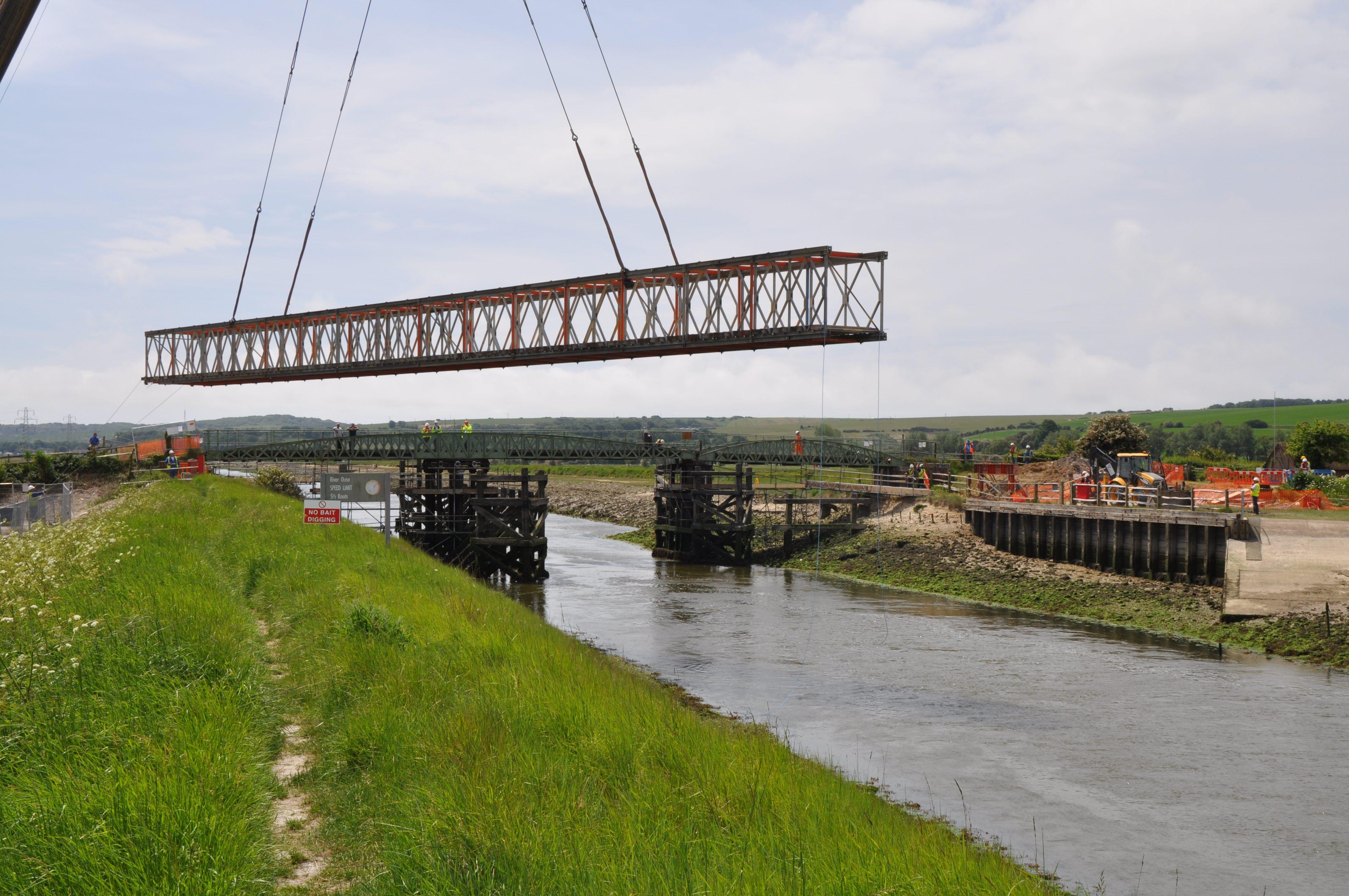 thesis bridge construction
