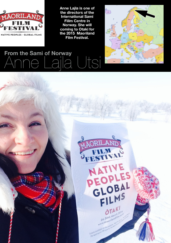 Anne Lajla MFF poster