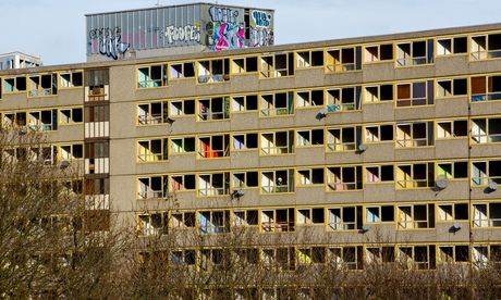 Heygate Estate in south London