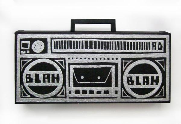 blah-print-radio