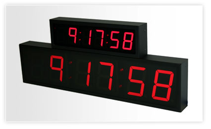 PRS digitalclock