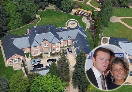 Wayne Rooneys House